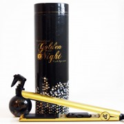 Plancha GOLDEN NIGHT + PROTECTOR DE CALOR BY KODIGO4