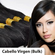 Extensiones cabello VIRGEN A PESO 100% natural LISO REMY 70CM 100gr