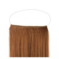 Extensiones hilo invisible ELÁSTICO 45cm Cabello 100% NATURAL  (KLIP OUT)